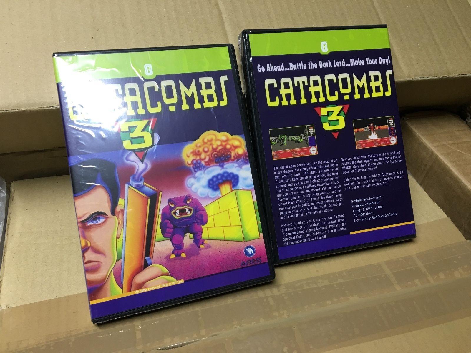 Catacomb3D